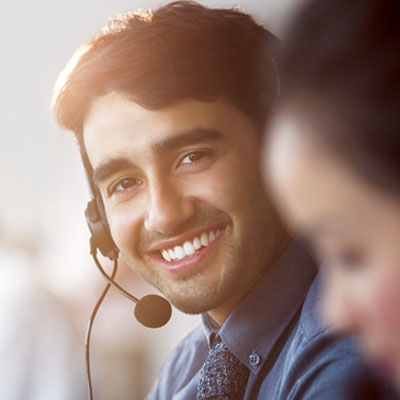 Clipsal By Schneider Electric Call Centre employee