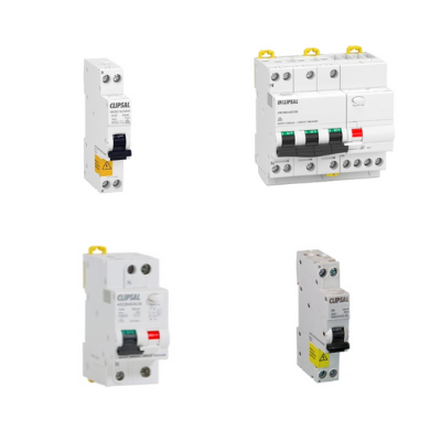 Clipsal Residual Current Circuit Breakers