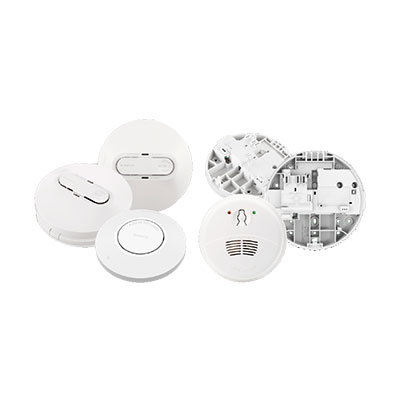 Photoelectric Fire Tek smoke alarms