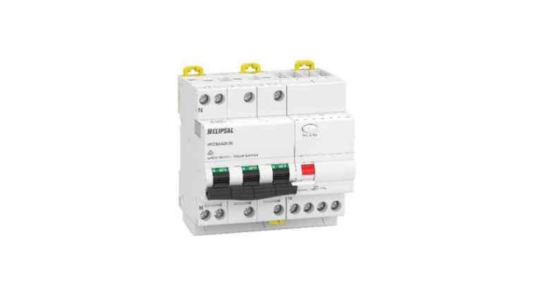 MAX4 Three Phase RCBO