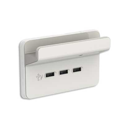 Clipsal Iconic USB Charging shelf