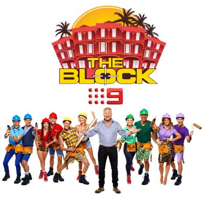 Channel 9's The Block 2019 contestant line up including Scott Cam