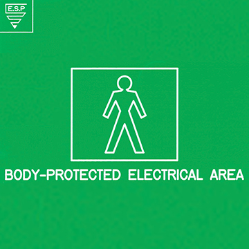Body-Protected Electrical Area