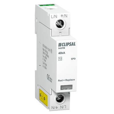 Clipsal surge protection device