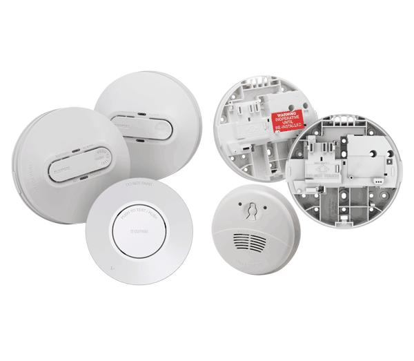 Smoke Alarms - Clipsal by Schneider Electric