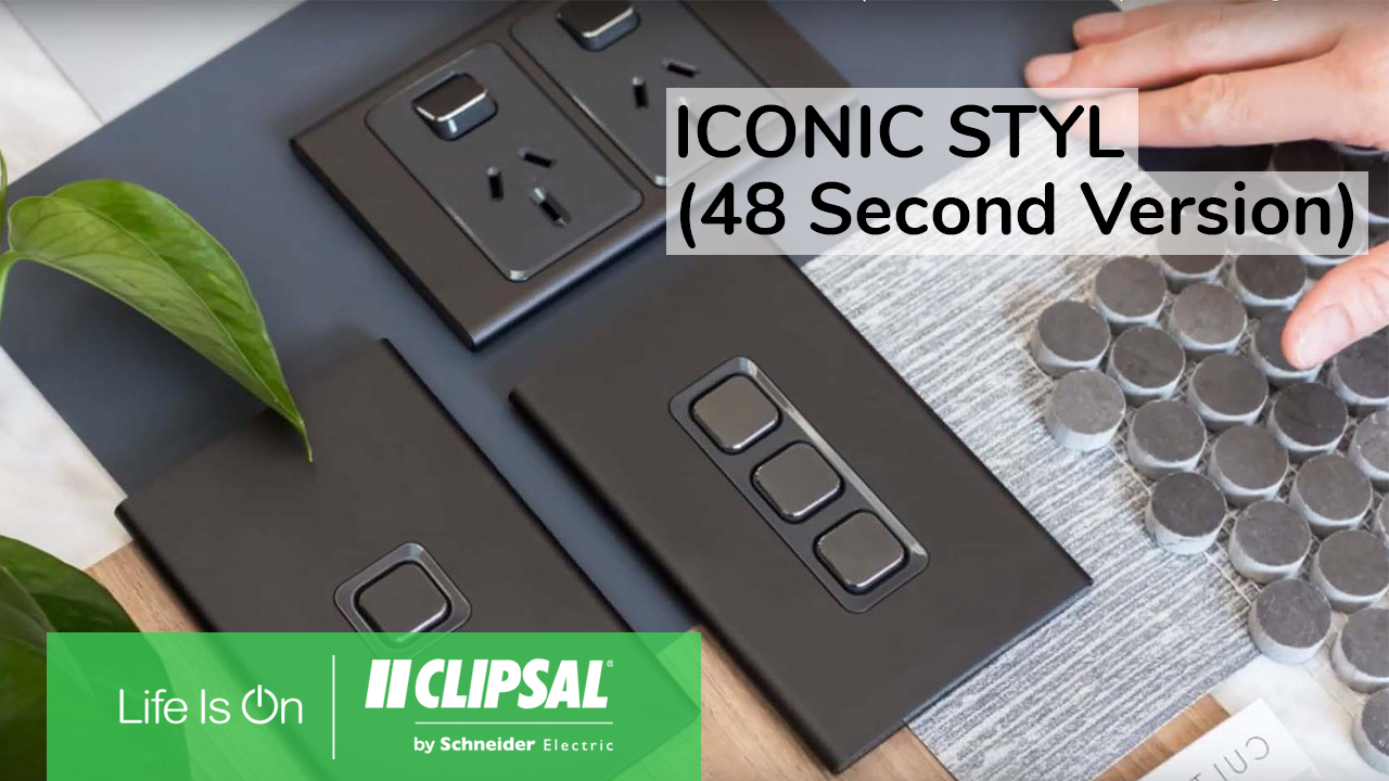 Introducing ICONIC STYL (48 sec Consumer Version) Video Thumbnail
