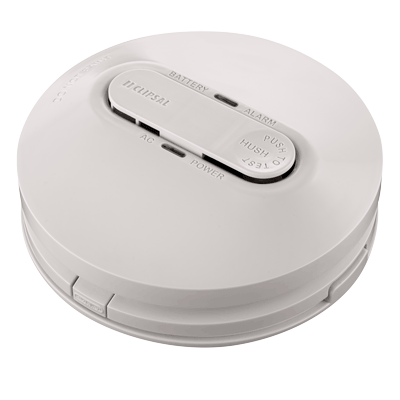 Clipsal Surface mount smoke alarm