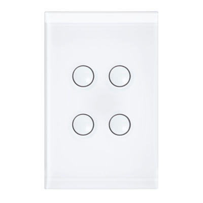 Light Switches and Power Points with Classy Finishes